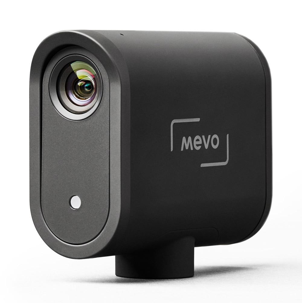 Neu: Livestreaming-Kamera Mevo Start