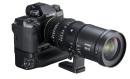 Günstige FUJINON MKX 18-55mm T2.9 und MKX 50-135mm T2.9 mit X-Mount und Kamera-Kontakten