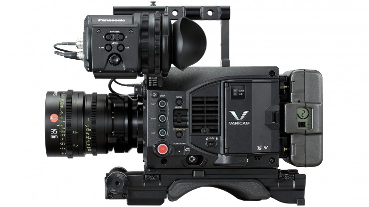 Panasonic VariCam LT 5.5 update with 240p Raw Output and much more