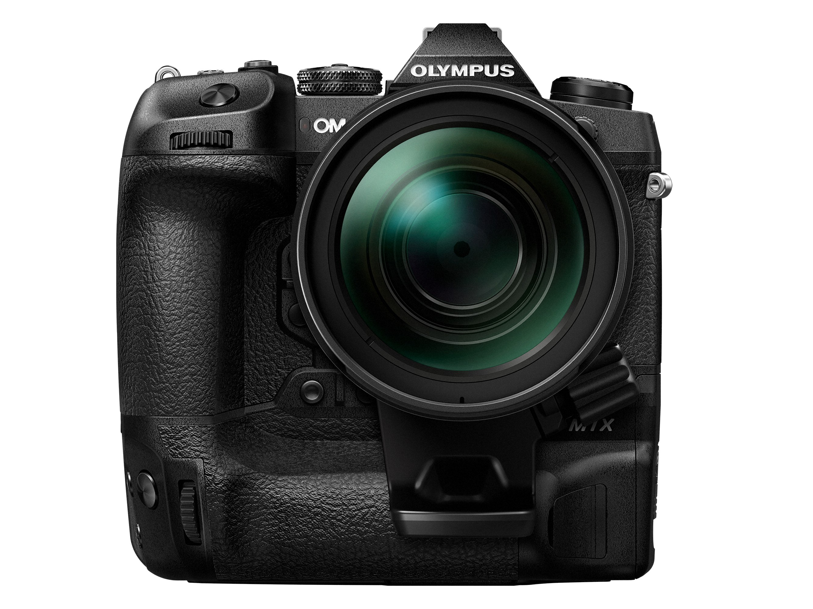 Olympus OM-D E-M1X Micro Four Thirds flagship camera is here - incl. LOG but no 10 Bit Video