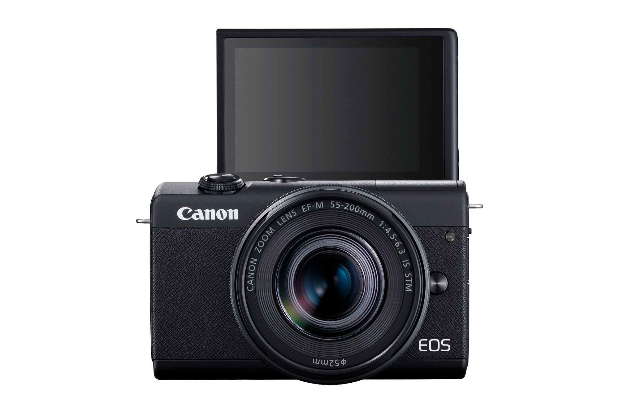New Canon EOS M200 records 4K Video,  incl. EF-M 15-45mm f3.5-6.3 IS STM for 599,- Euro