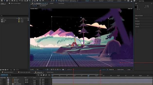 Adobe After Effects 18.0 update brings real-time 3D design preview and multi-frame rendering