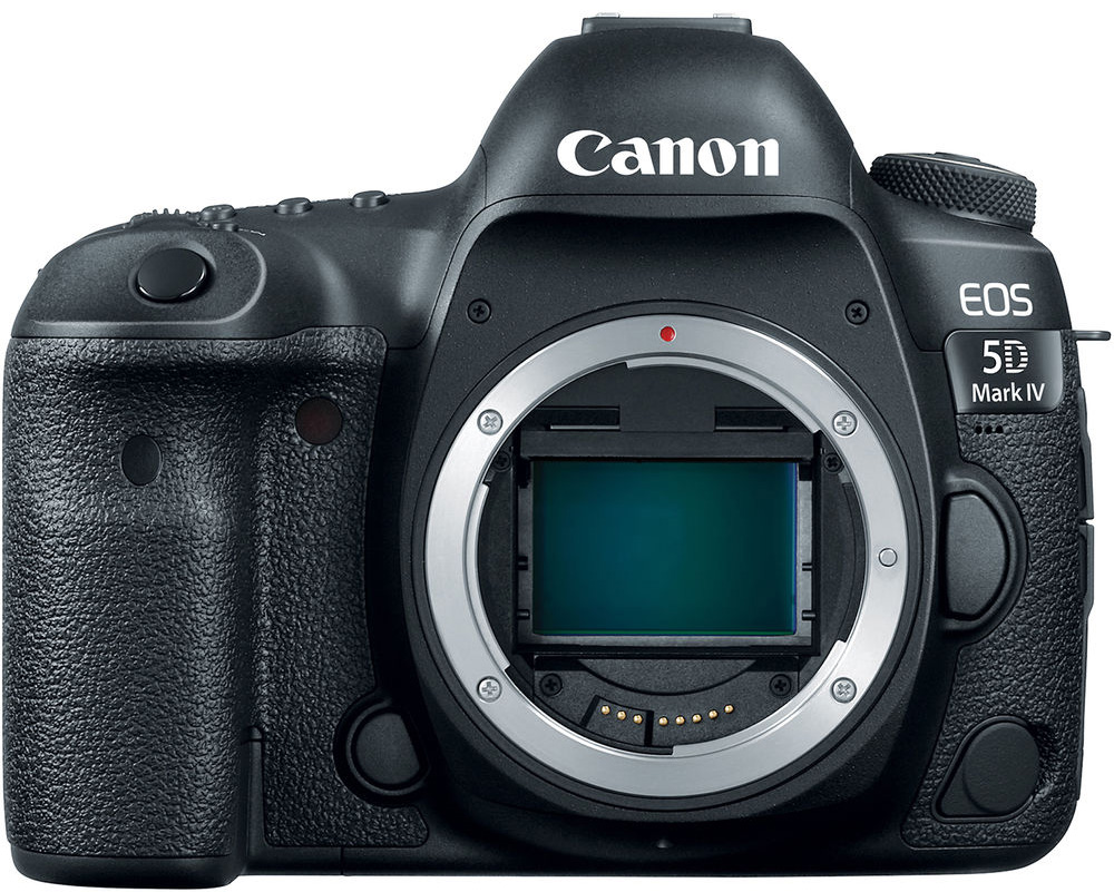 Canon announces C-Log update for EOS 5D Mark IV to // NAB 2017