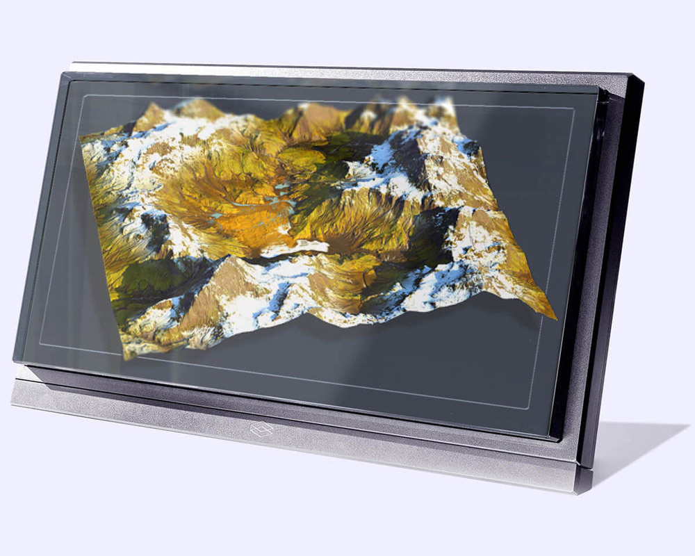 Looking Glass 8K: The first holographic 8K display