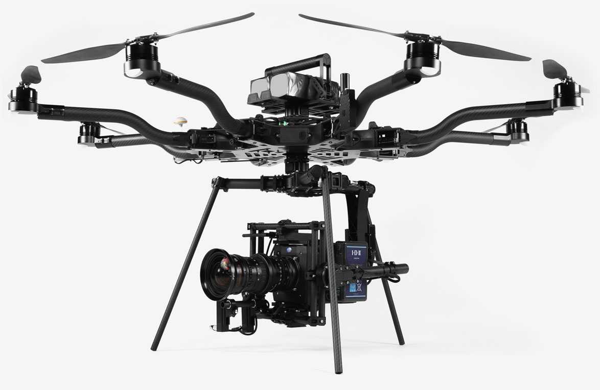 Freefly ALTA 6 and 8 Pro professional drones with new flight planning