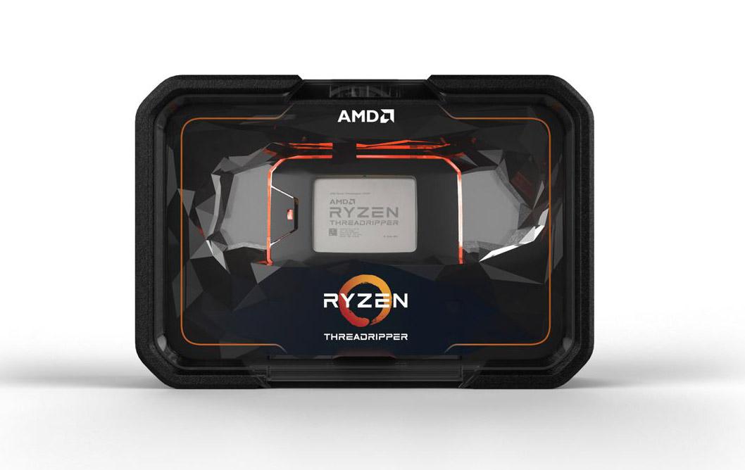 AMD Ryzen Threadripper 2990WX: 32 cores and cheaper than an Intel 18 Core
