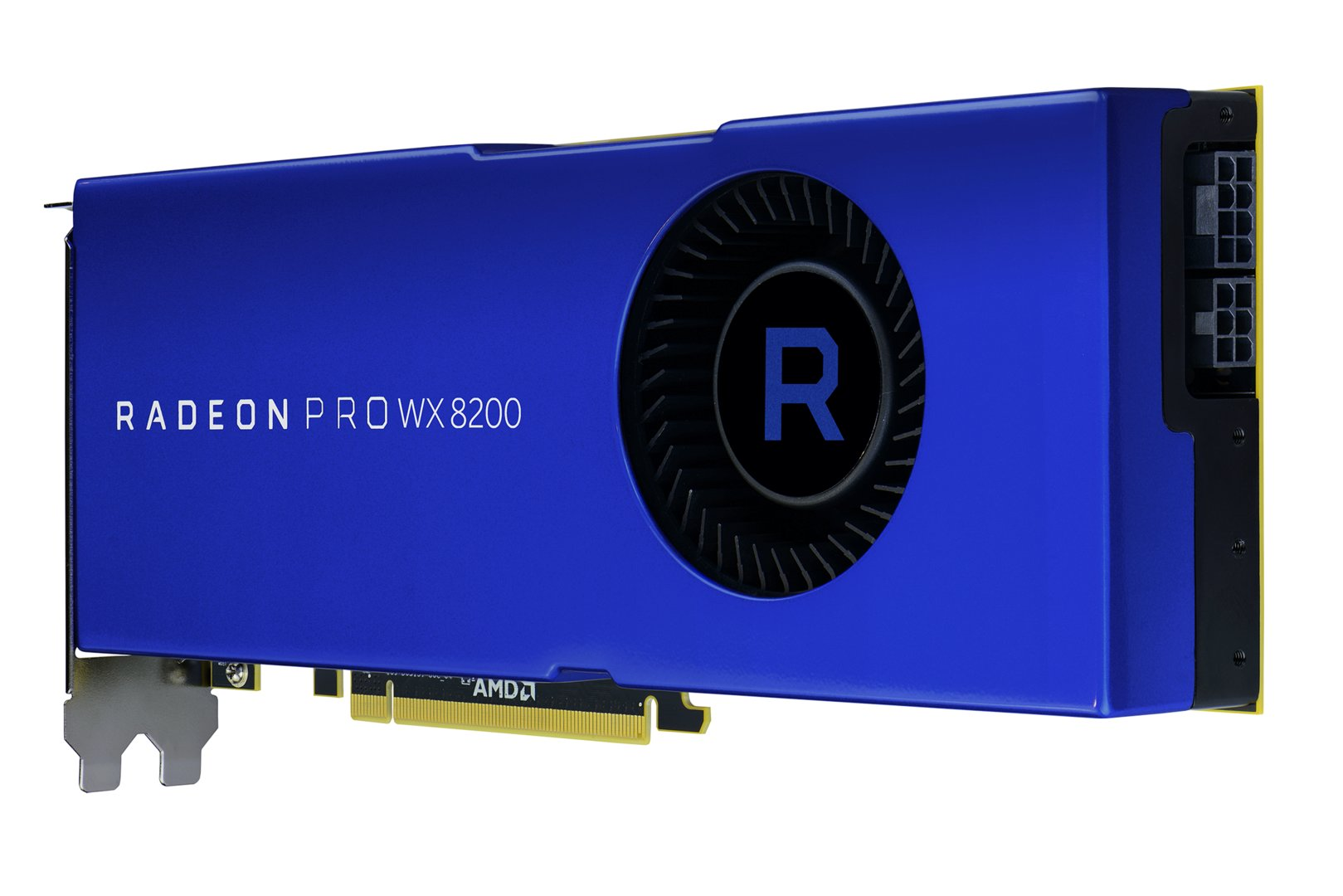 AMD releases Radeon Pro WX 8200 at SIGGRAPH 2018