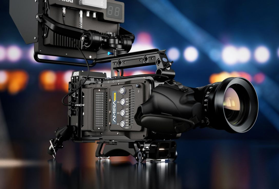 New ARRI camera introduced: AMIRA Live - for broadcast applications