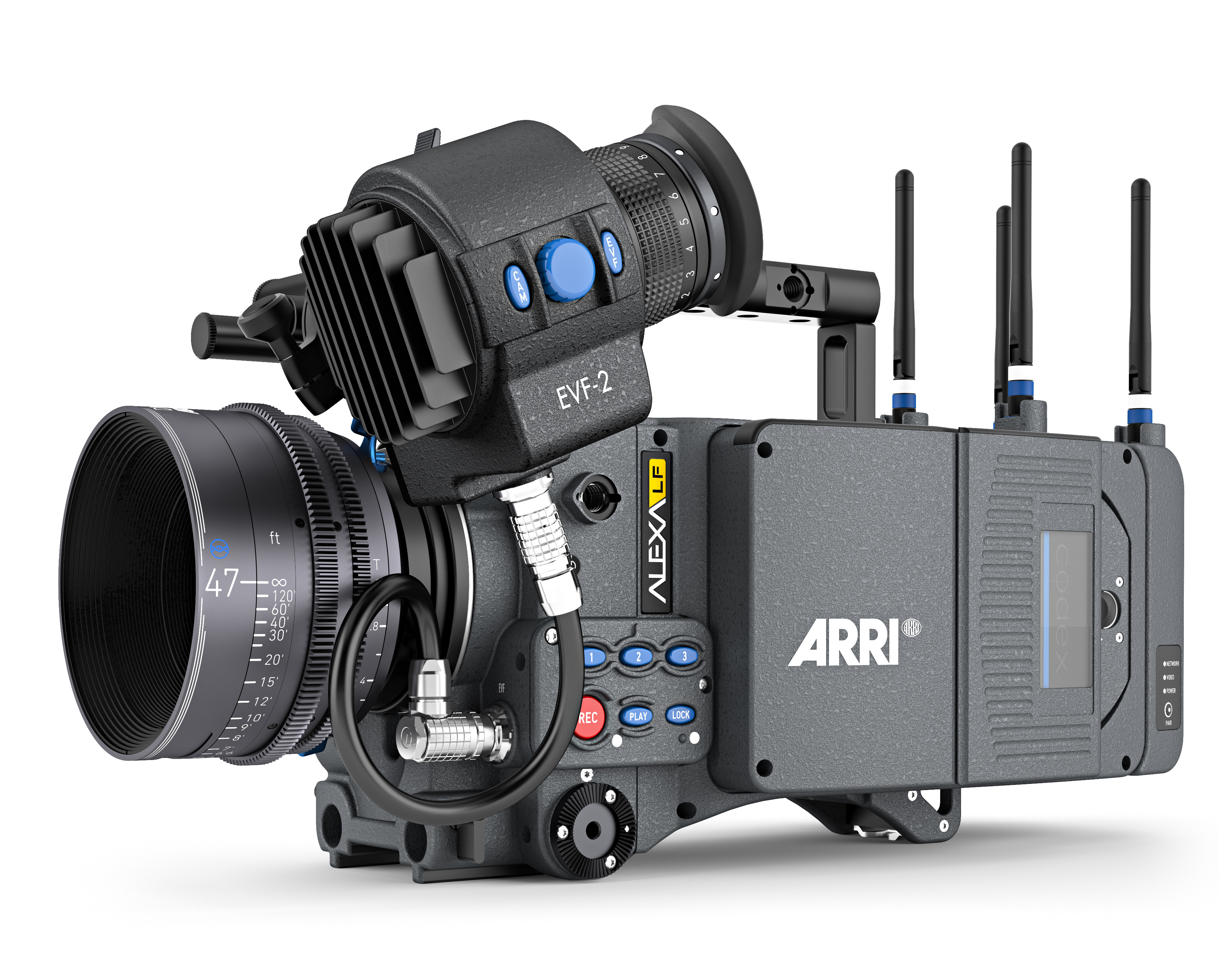 ARRI Alexa LF goes vintage with new DNA lens series especially for LF