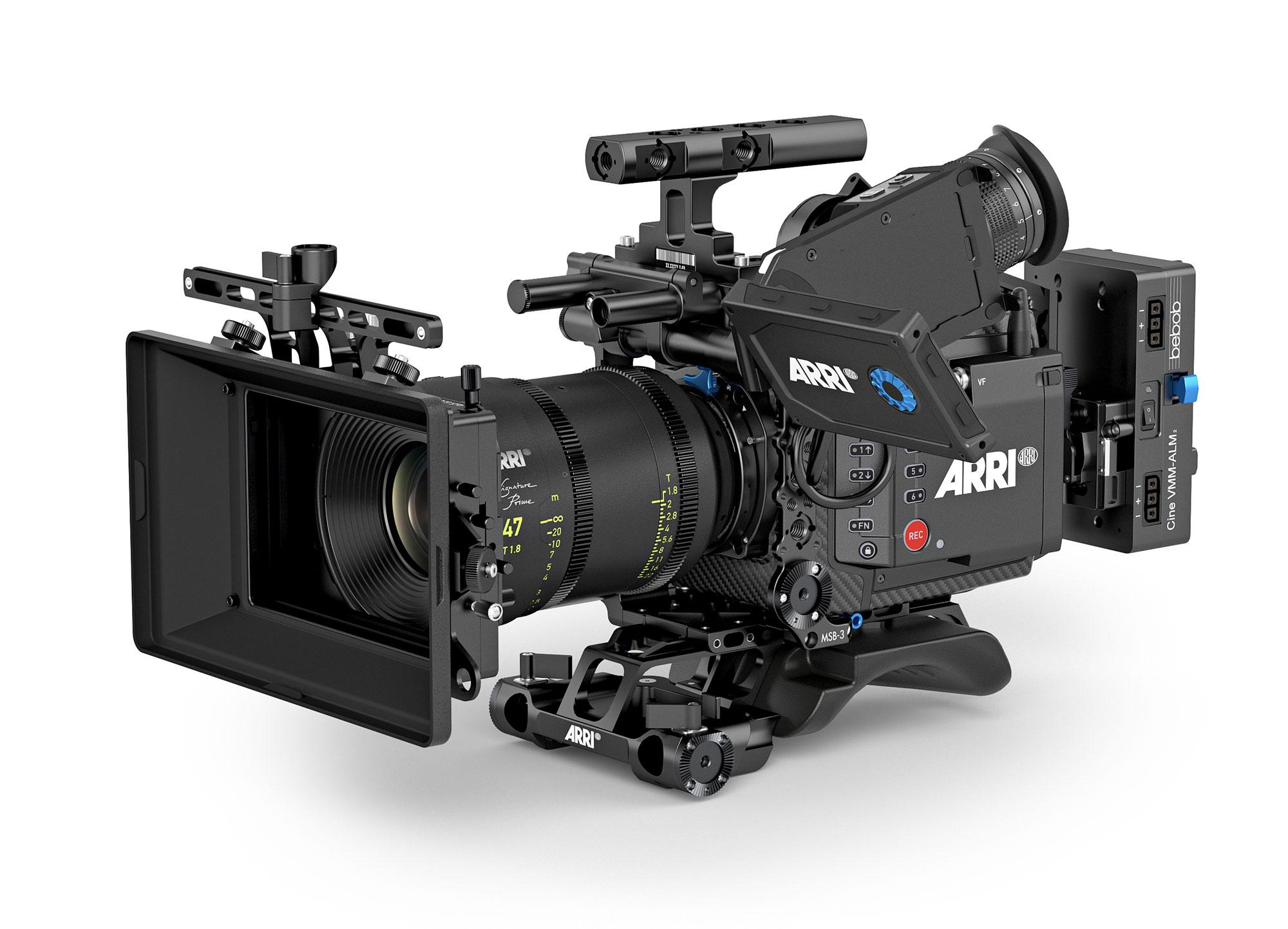 ARRI: Netflix Camera Production Guide for ALEXA Mini LF - SUPs for ALEXA Mini LF and ALEXA LF
