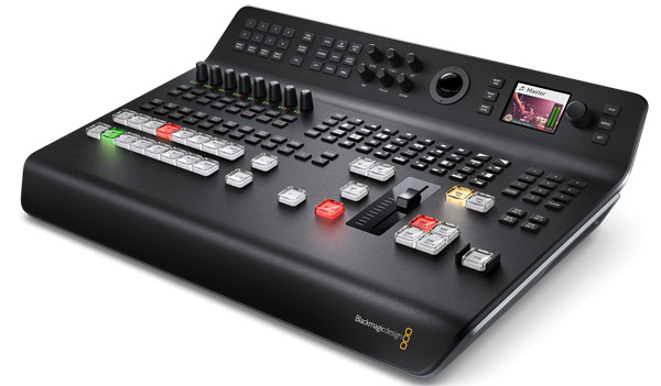 Blackmagic ATEM Television Studio Pro 4K, new Cintel 2 film scanner and more // NAB 2018