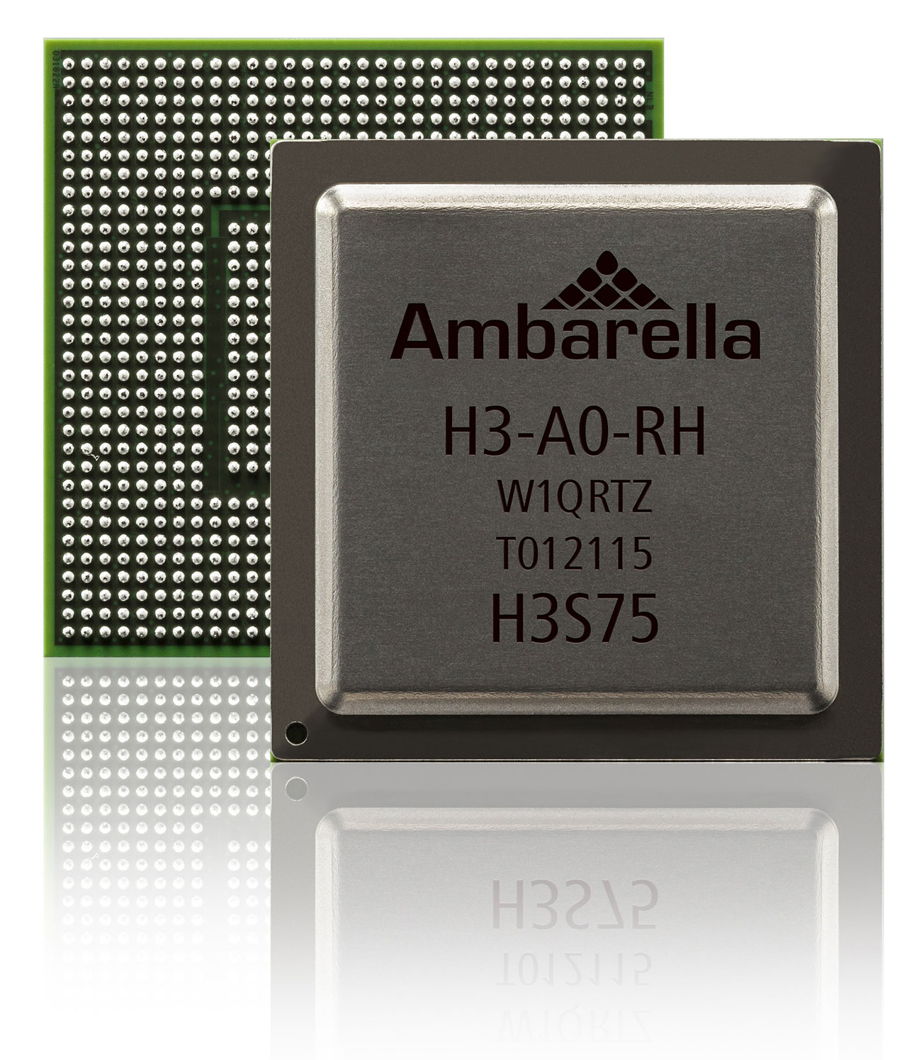 Ambarella with new chips for drones and ActionCams // CES 2017