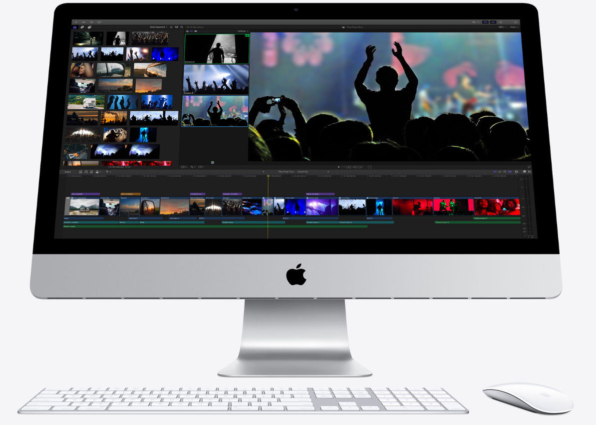 Apple: Major update for 27-inch iMac - faster and more memory