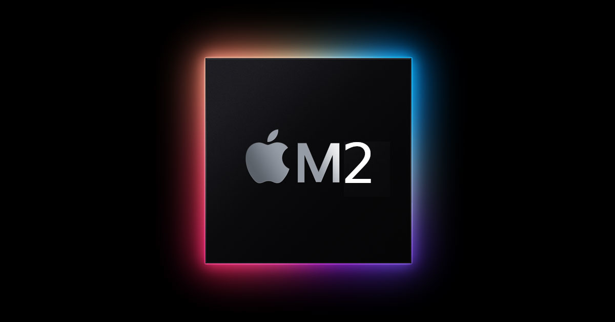 When will the first MacBook Pro with M2 Apple Silicon be available?