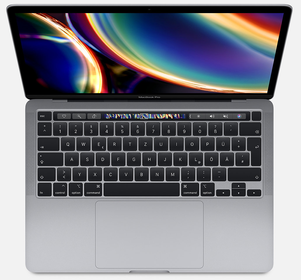 Update for Apple'amp;s 13-inch MacBook Pro: New keyboard, new CPUs, more memory