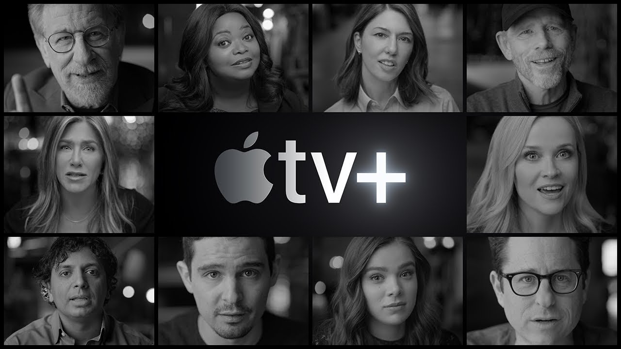 Apple TV+ streaming service starts in November for only 4.99 Euro per month