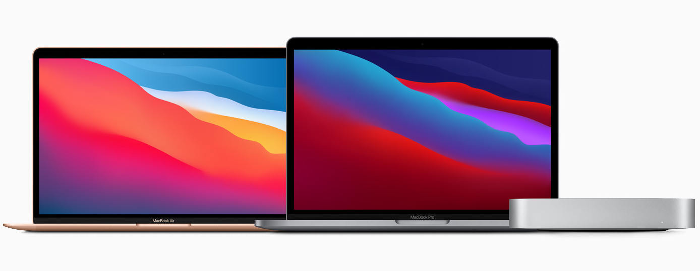 New MacBook Air/Pro and Mac mini with Apple 8-Core ARM CPU