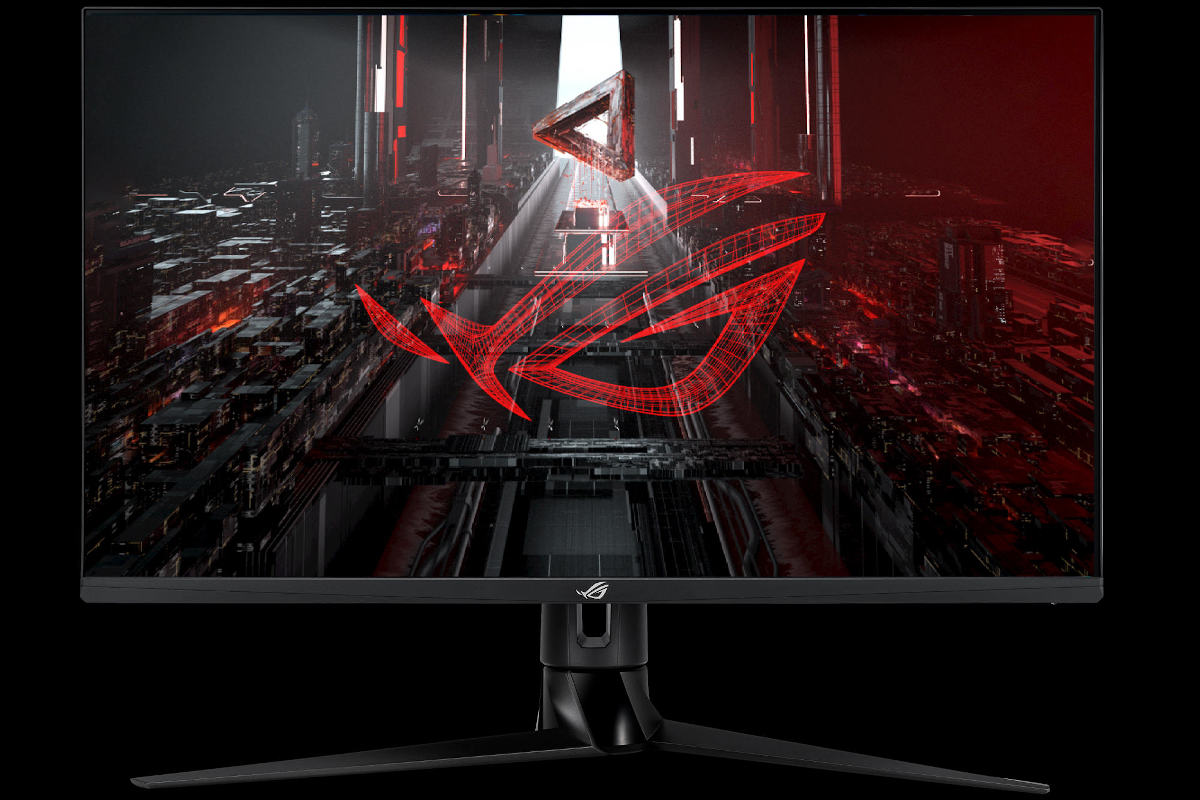 Asus: Three first 4K 120Hz monitors with HDMI 2.1!