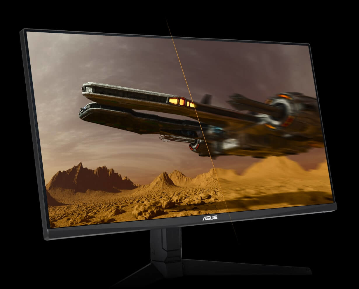 Asus TUF Gaming VG32AQL1A 31.5-inch monitor: 99% DCI-P3 and 170 Hz.