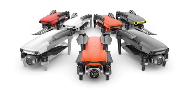Competition for the DJI Mini 2 and Air 2S: Autel EVO Nano and EVO Lite drones