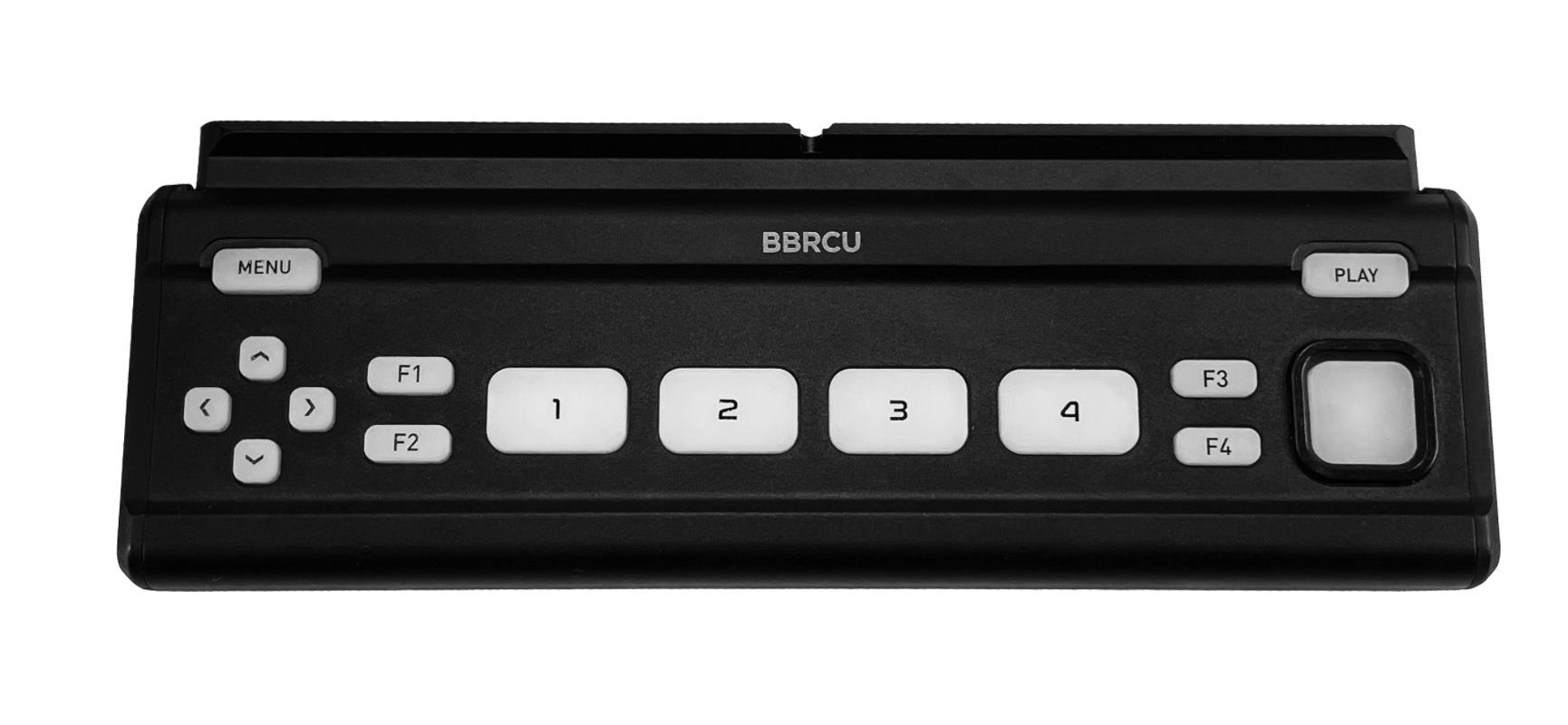 Atomos NEON monitors now with additional BBRCU control panel