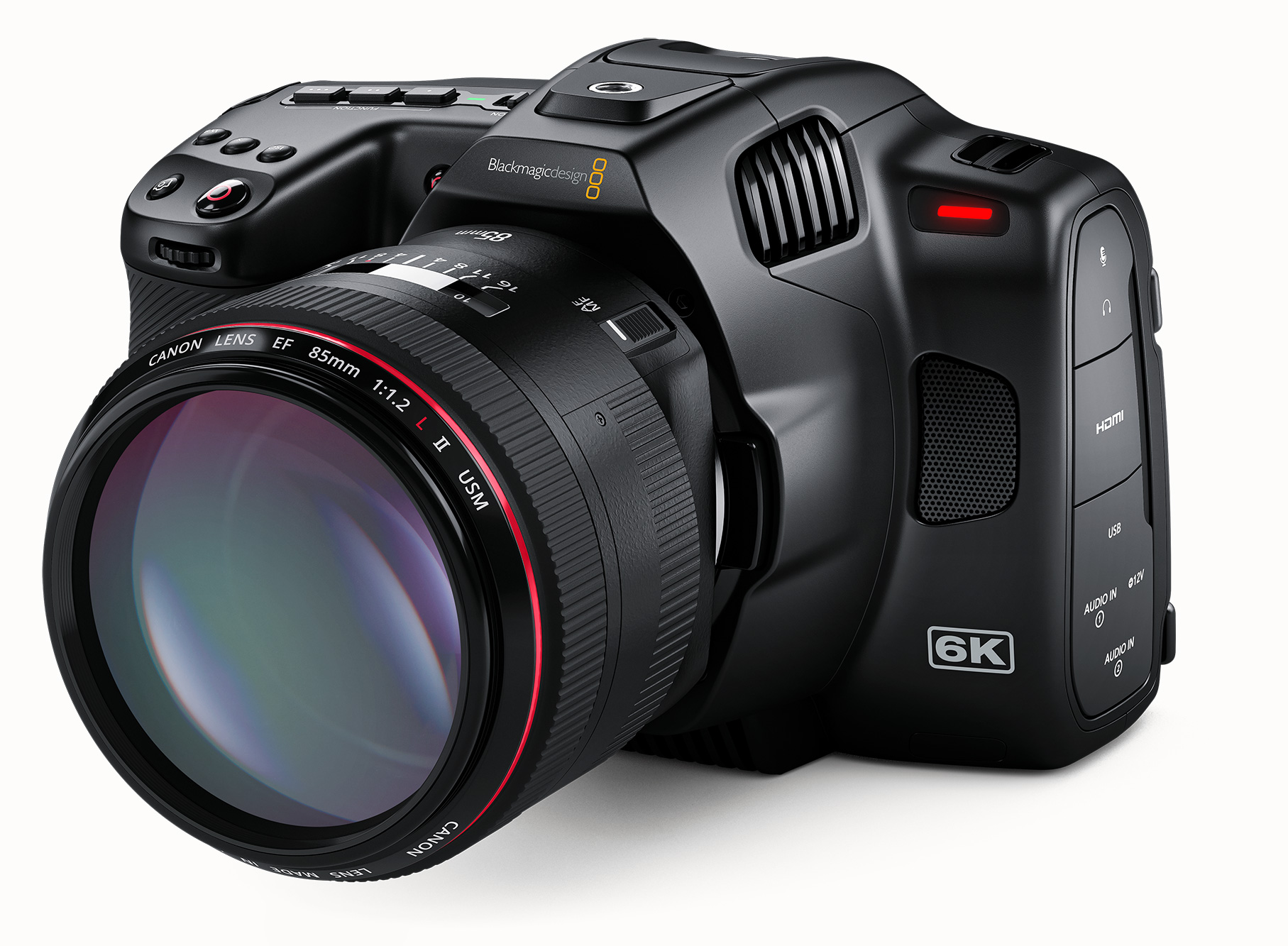 Blackmagic Camera 7.3 update brings numerous improvements