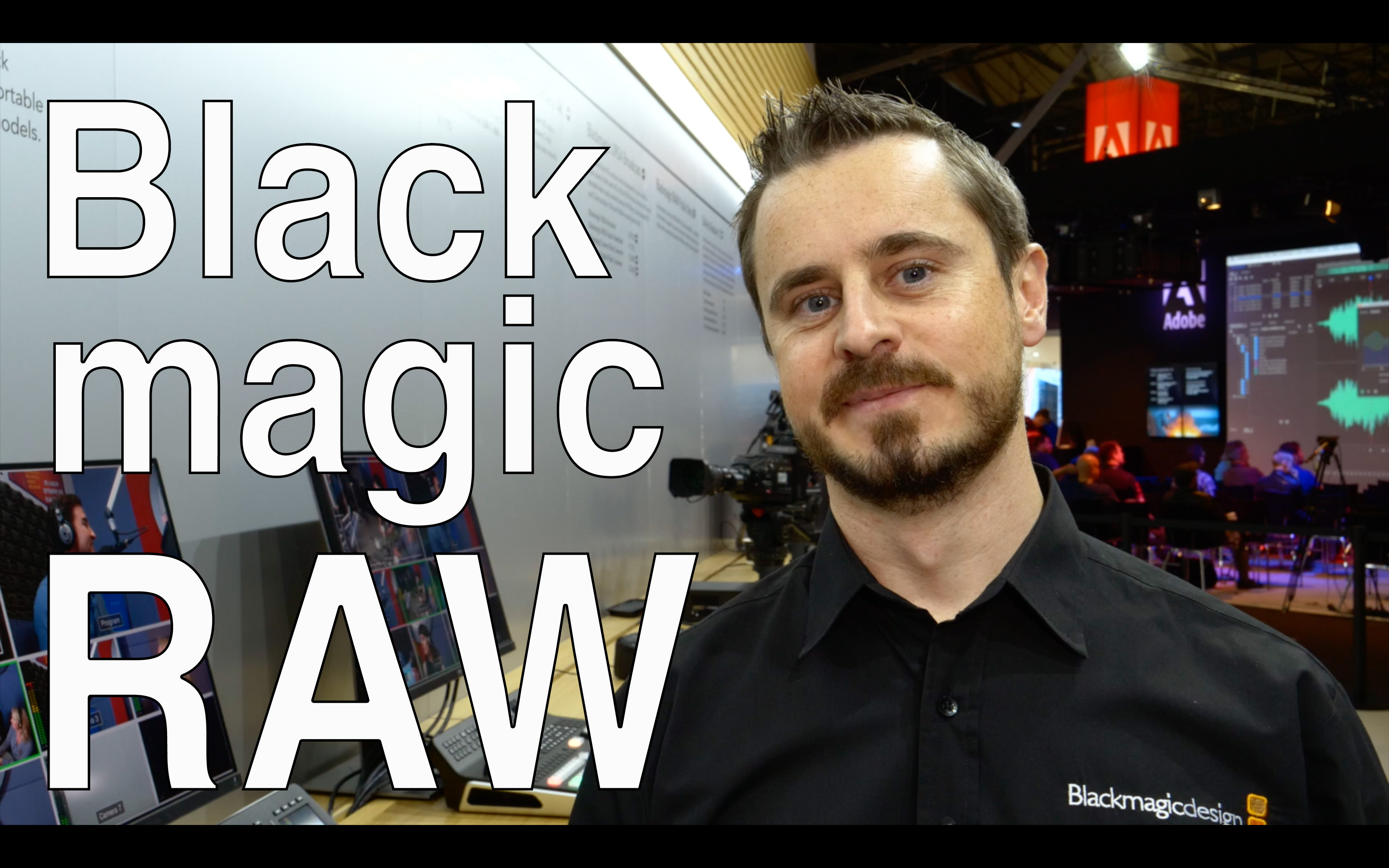 Videointerview: Blackmagic RAW - why better than CDNG RAW? Incl. sidecar file, supported cameras and