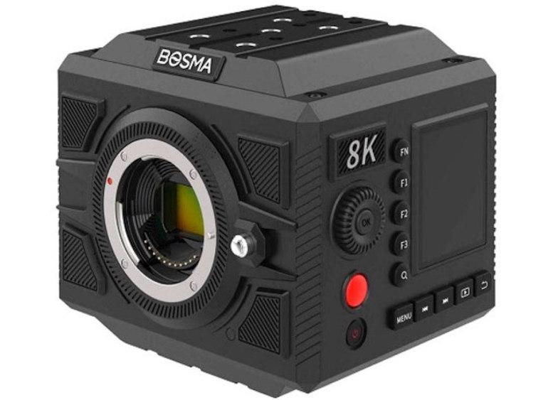 Astro Design Bosma G1 8K MFT camera