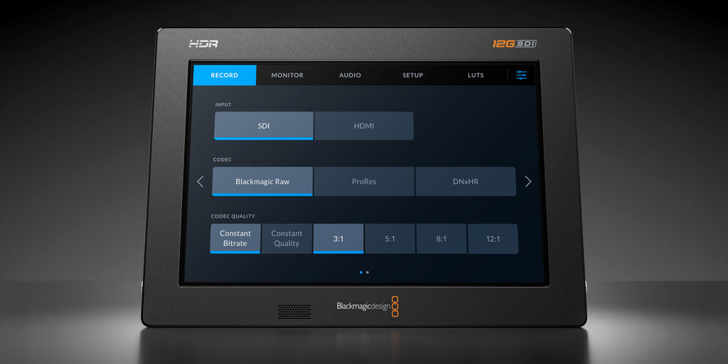 Blackmagic RAW 2.1 available - with improvements for Premiere and Apple'amp;s M1