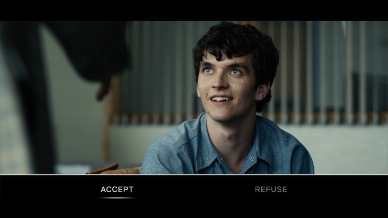 Black Mirror Bandersnatch on Netflix: the viewer decides the action