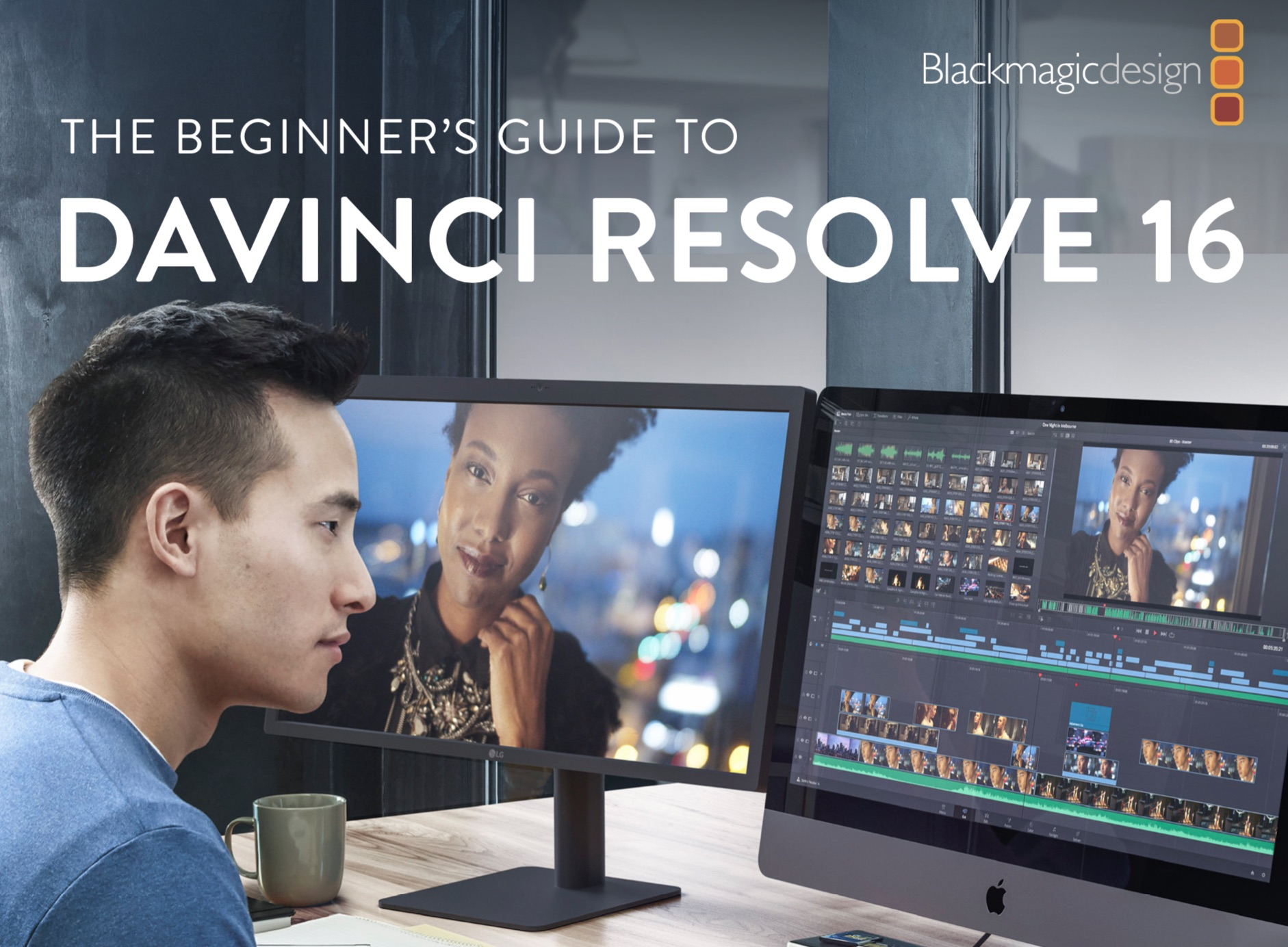Reading for the Holidays: Guide for DaVinci Resolve 16 Beginners