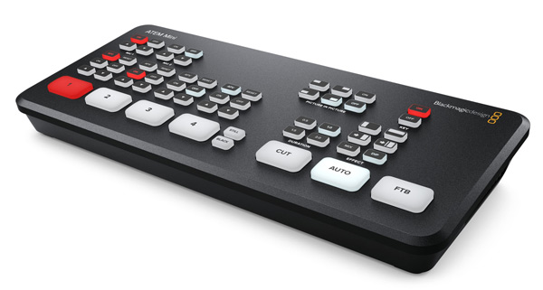 Blackmagic ATEM Switcher Update 8.5.1