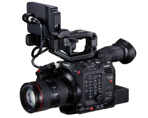 Free Cinema EOS C300 Mark III Webinar
