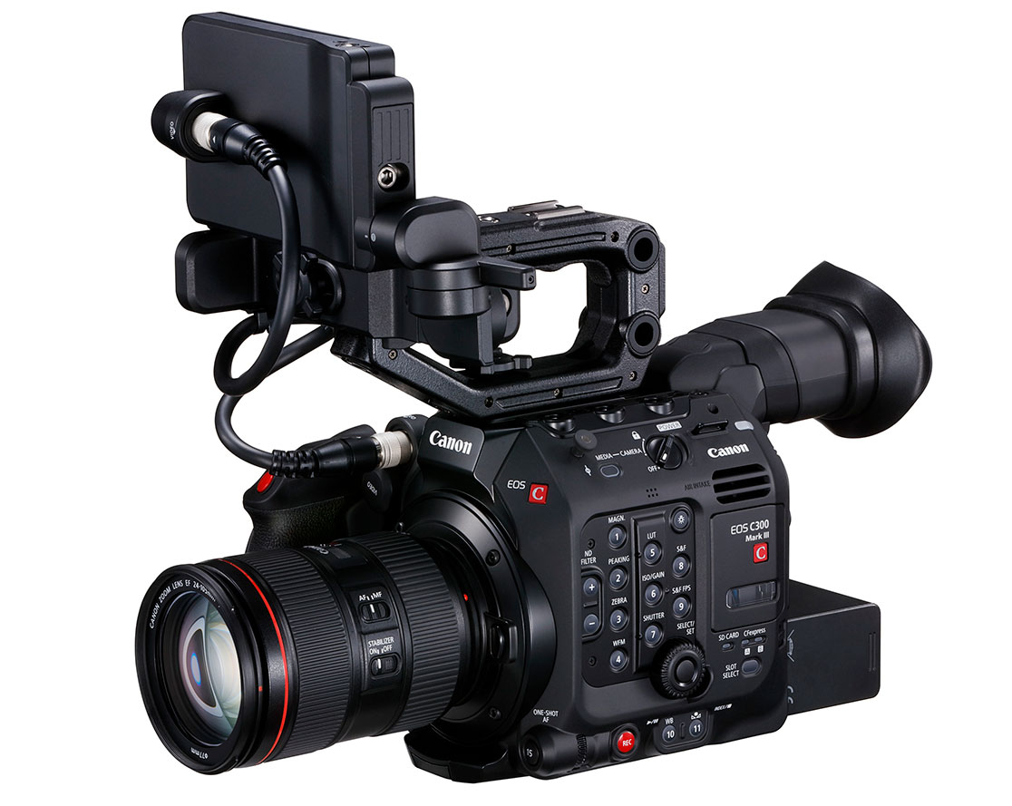 Canon EOS C300 Mark III - the upcoming dynamic reference?