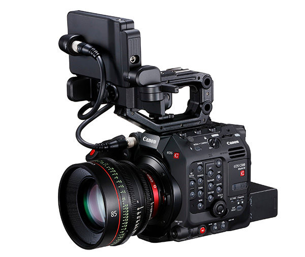 Canon C300 Mark III is approved by Netflix