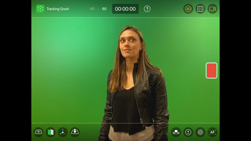 CamTrack AR v2.0 - the Virtual Production Studio for iPhone and iPad