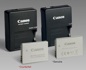 Canon-Fake