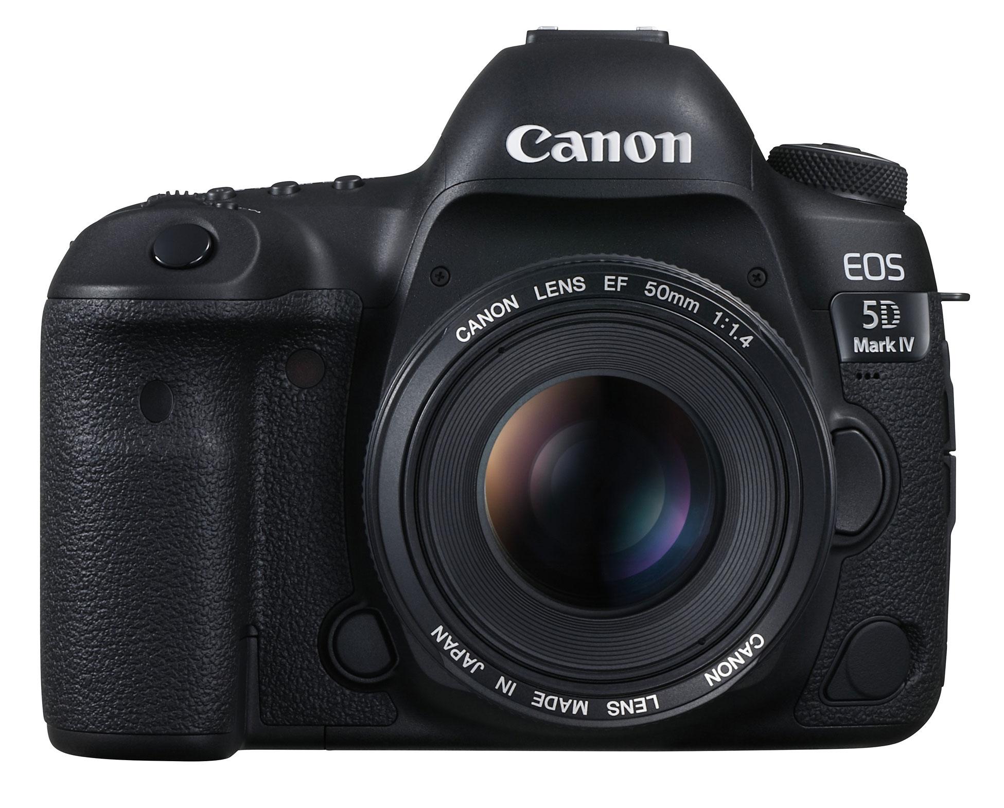 Canon LOG für die 5D MK IV im Anflug - 10 Blenden Dynamikumfang?