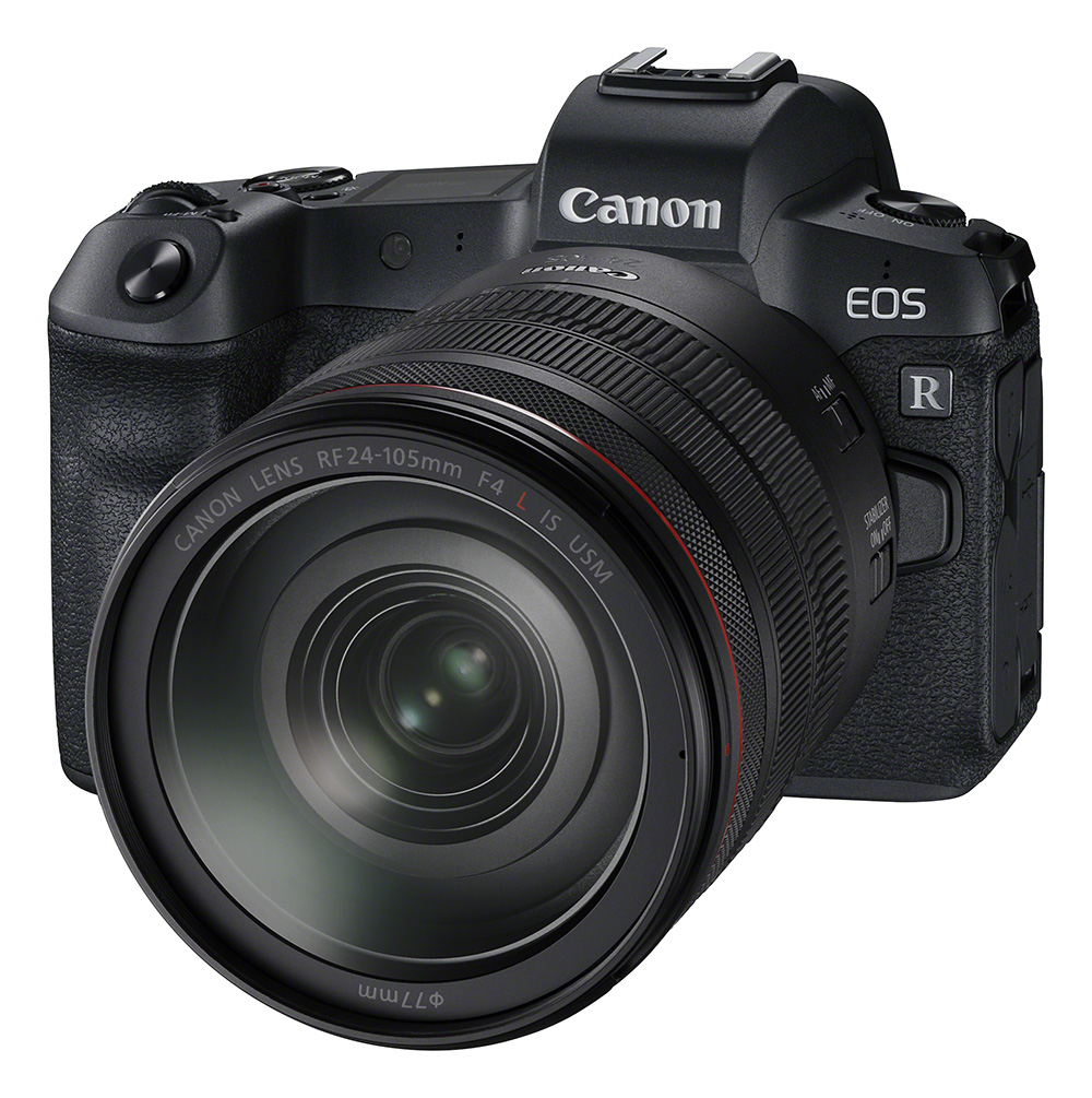 Canon: 8K video-capable EOS R on Canon's EOS R product roadmap // CES 2019