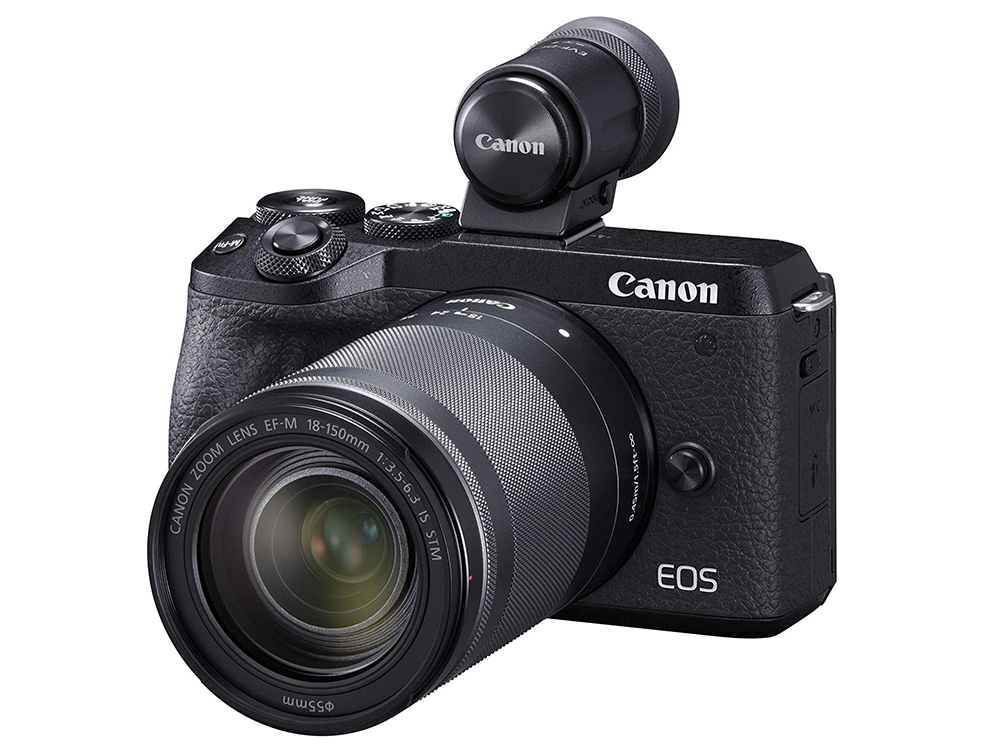 Slashcam News : Does the Canon EOS M6 MarkII offer 10 bit HDMI Out?