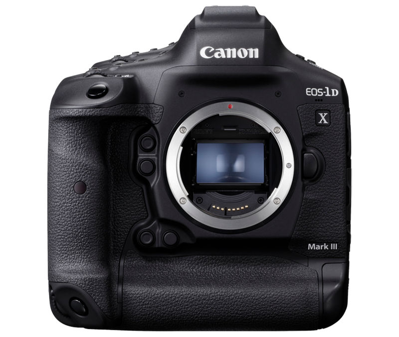 Canon EOS-1 DX Mark III announced -- High-End DSLR with internal 5.5K RAW video // CES 2020