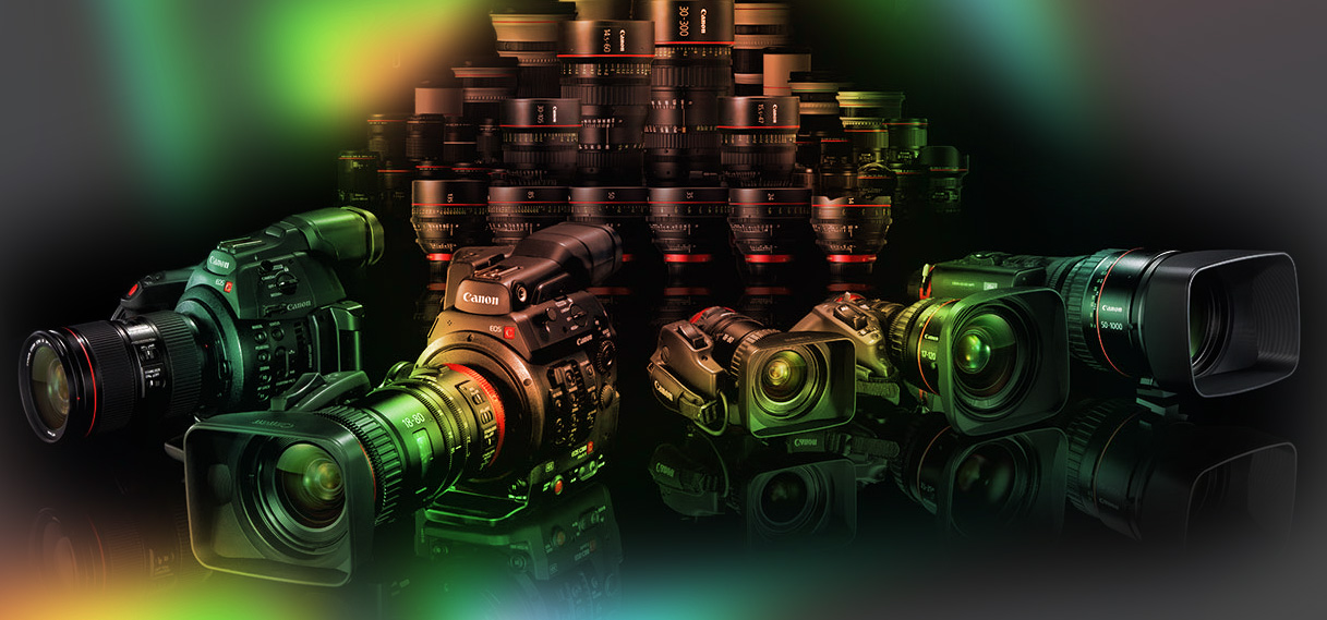 New Canon Firmware Updates Cinema and Broadcast/PTZ Users