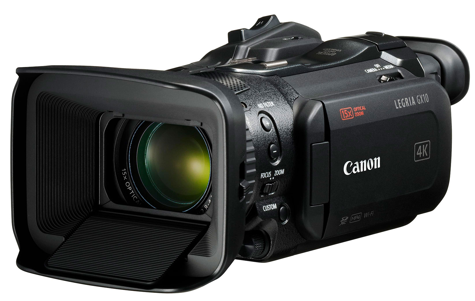 New (4K) camcorders from Canon - XF400/405, XA11/15 and GX10