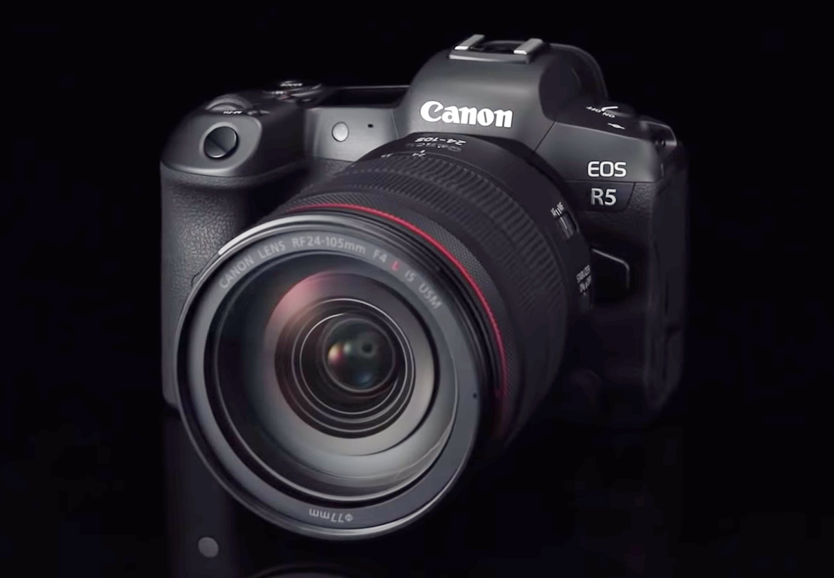 Canon confirms EOS R5 modelwith 8K video
