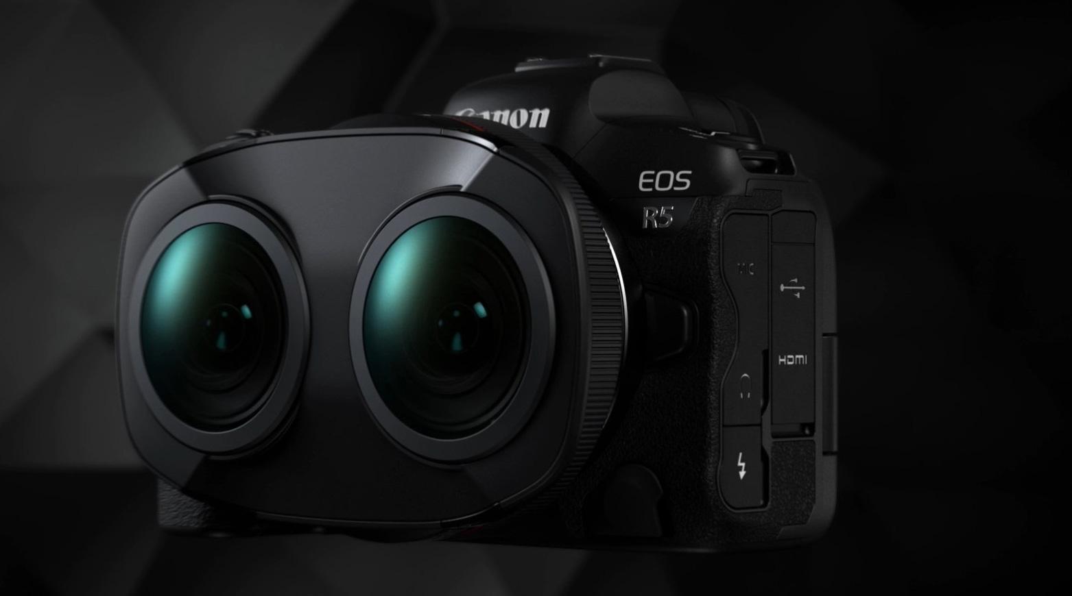 Canon brings 5.2mm F2.8 L DUAL FISHEYE optics for VR production
