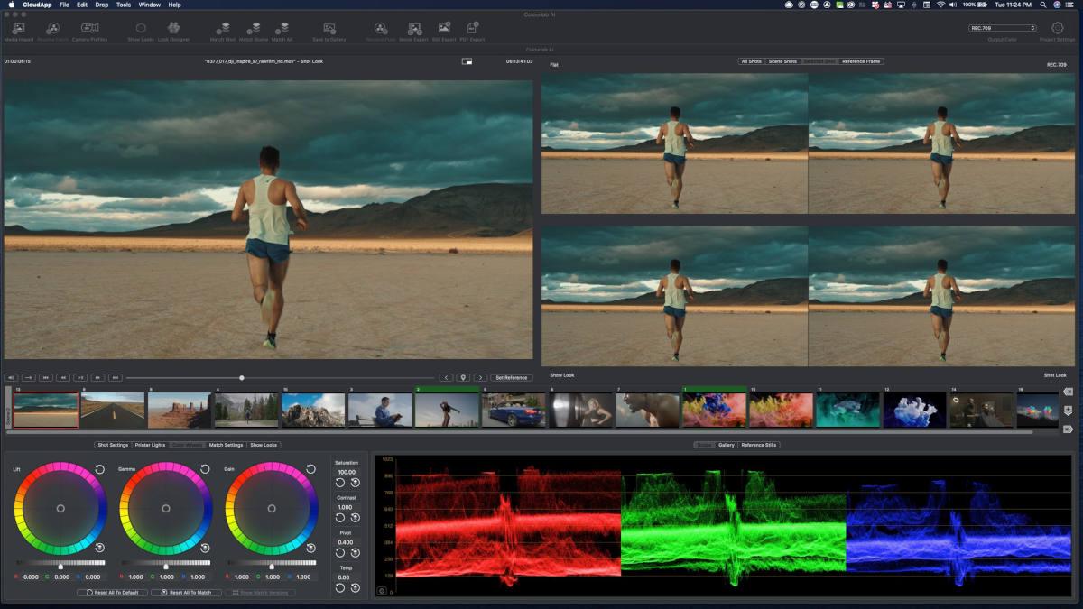 Colourlab Ai 1.2: New camera profile tool and new formats