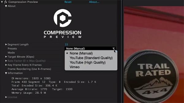 Compression-Preview