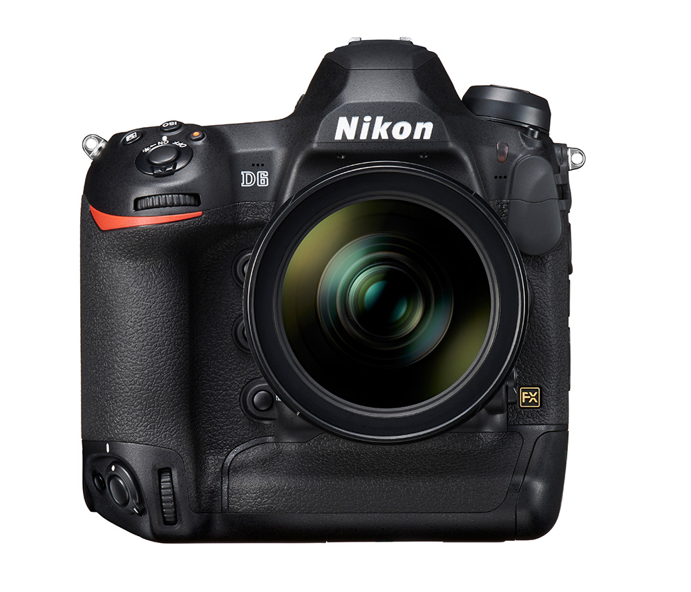 Nikon D6 flagship DSLR with new AF system and 4K 30p video introduced