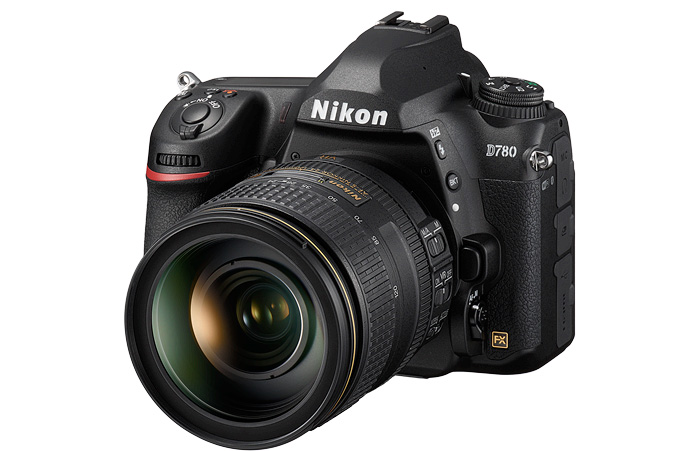 New Nikon D780 in stores from January - DSLR for 4K filmers