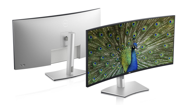 New Dell UltraSharp U4021QW: 40-inch monitor with 5K resolution and Thunderbolt 3